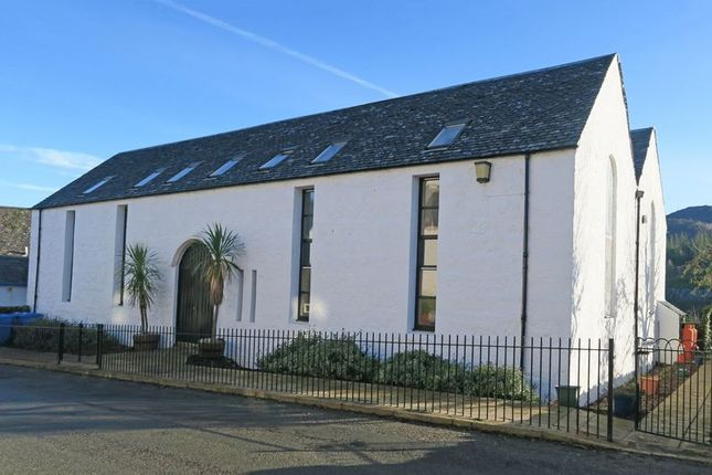Thumbnail Flat for sale in Innes Street, Plockton