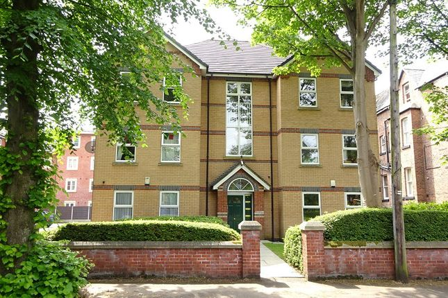 Thumbnail Flat for sale in 40A, Demesne Road, Whalley Range, Manchester.