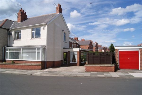 3 bed semi-detached house for sale in Park Road, Seaton Delaval, Whitley Bay NE25