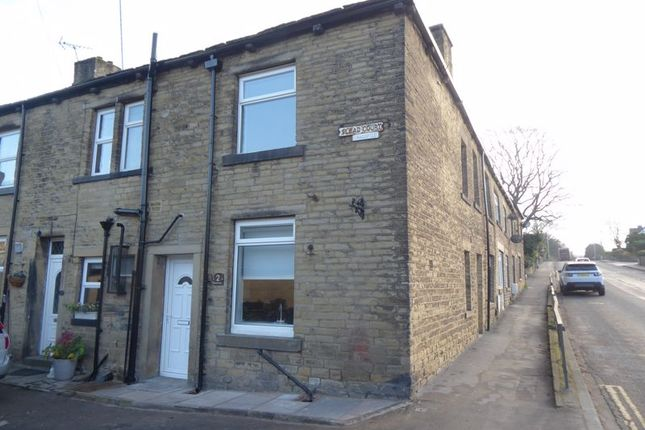 4 bed terraced house to rent in Slead Court, Brighouse HD6