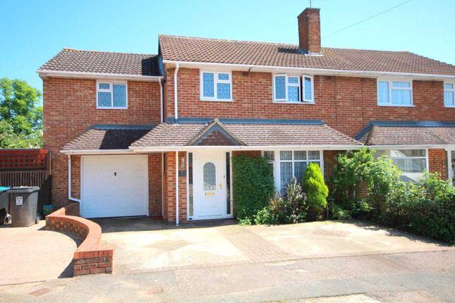 Thumbnail Semi-detached house for sale in Ellingham Close, Hemel Hempstead Industrial Estate, Hemel Hempstead