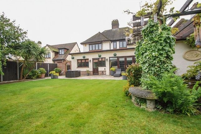 Thumbnail Detached house to rent in Lancaster Gardens East, Clacton-On-Sea
