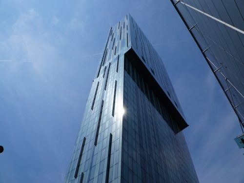 Thumbnail Flat to rent in Beetham Tower, 301 Deansgate, Manchester