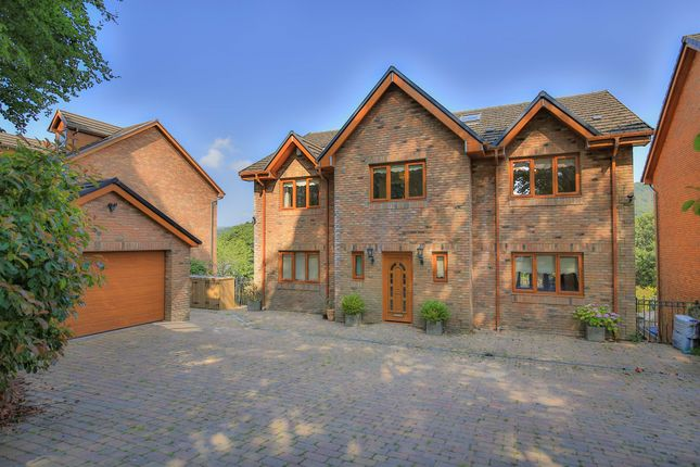 Thumbnail Detached house for sale in Henfaes Road, Tonna, Neath