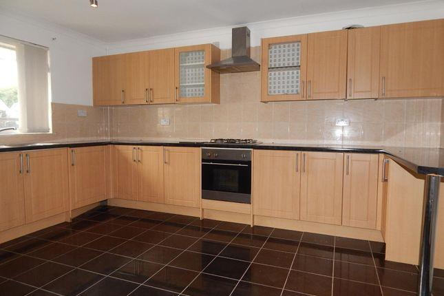 Thumbnail Flat to rent in St Lukes Road, Pontnewynydd, Pontypool