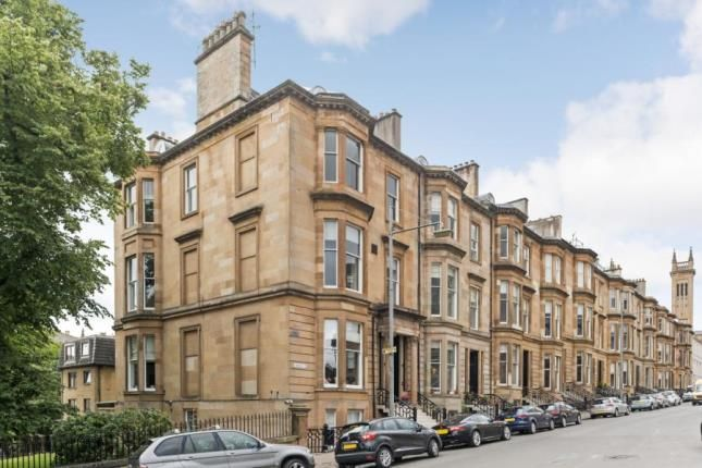 Thumbnail Flat for sale in Lynedoch Place, Park, Glasgow
