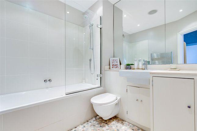 Bathroom of Penzance Place, London W11