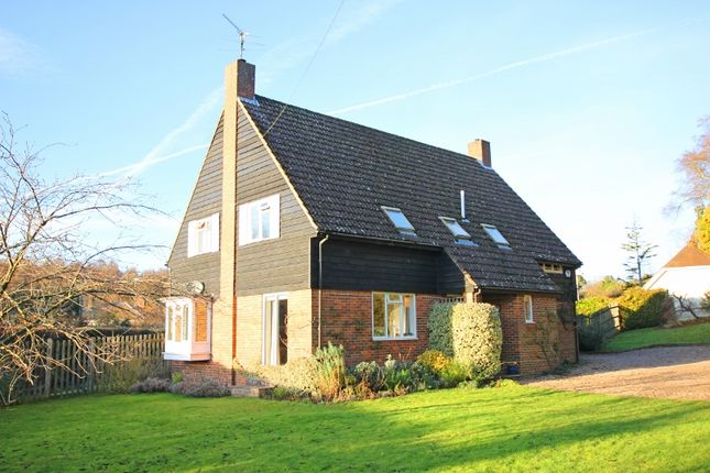 Thumbnail Detached house for sale in Redenham, Andover, Hampshire