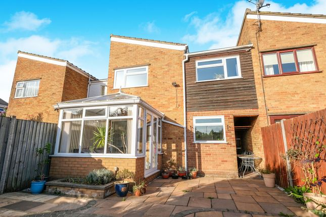 Thumbnail Link-detached house for sale in Tintern Close, Ipswich