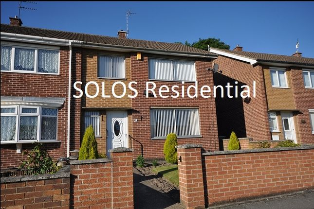 Thumbnail Semi-detached house to rent in Danes Close, Arnold, Nottingham