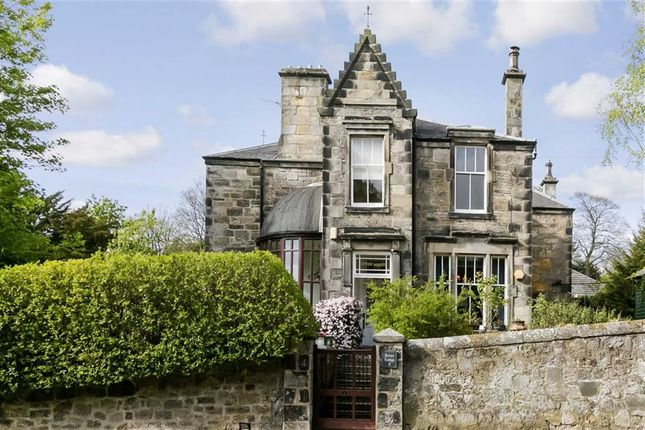 Thumbnail Detached house for sale in Ayton Lodge, 4 Woodmill Road, Dunfermline, Fife