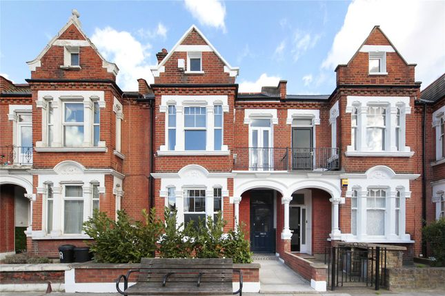 Thumbnail Terraced house to rent in Trinity Road, Wandsworth Common, London