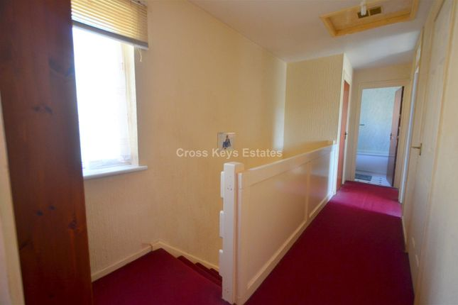Landing  of Rydal Close, Plymouth PL6