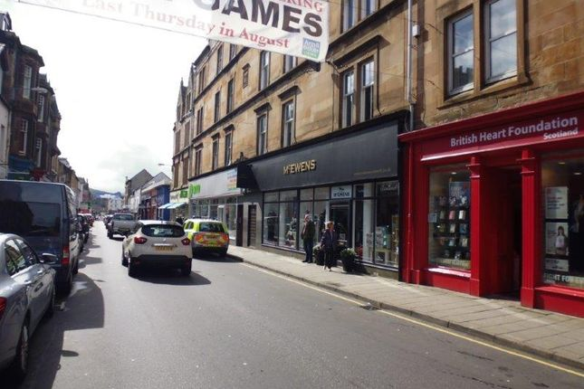 Thumbnail Retail premises to let in Albany Terrace, George Street, Oban