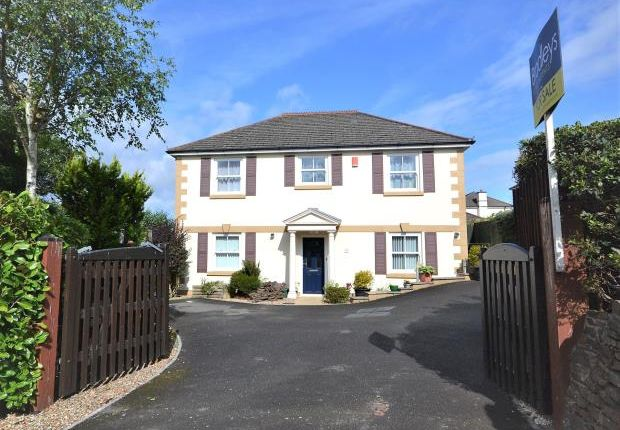 Thumbnail Detached house for sale in Horsewhim Drive, Kelly Bray, Callington, Cornwall