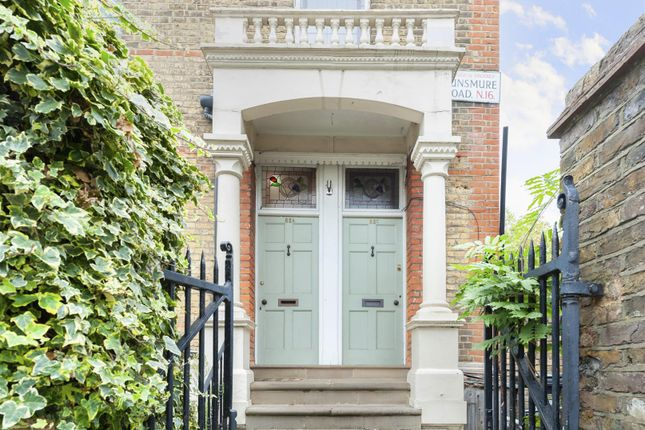 4 bed flat for sale in Stamford Hill, London N16
