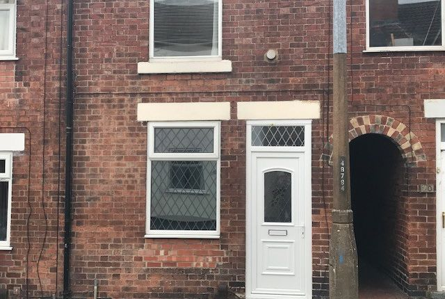 Thumbnail Terraced house to rent in Albany Street, Dale, Ilkeston, Derbyshire