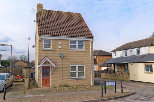 2 bed maisonette to rent in Bridge Street, Chatteris PE16