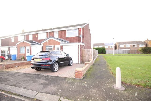 Thumbnail Terraced house for sale in Bowmont, Ellington, Morpeth