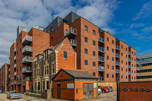 Thumbnail Flat for sale in Trade Street, Butetown, Cardiff