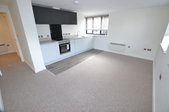 Thumbnail Flat to rent in 51-53 Christchurch Road, Ringwood, Hampshire