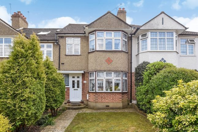 Thumbnail Terraced house for sale in Wentworth Drive, Eastcote, Pinner