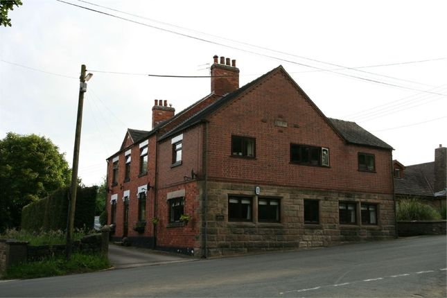 Thumbnail Detached house for sale in Ground Hollow, Hollington, Stoke-On-Trent, Staffordshire