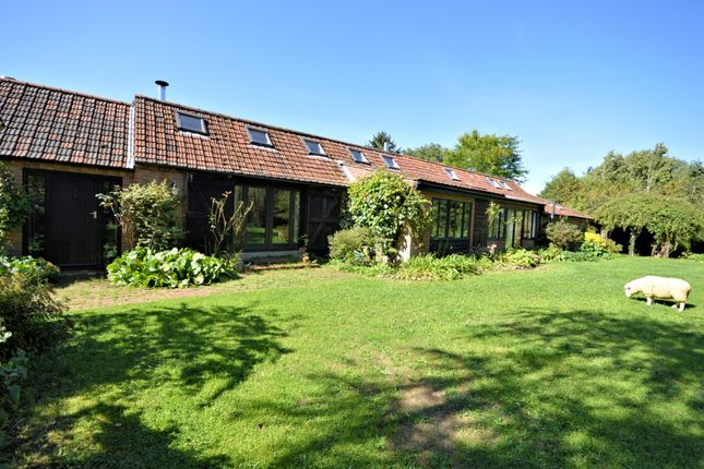 Thumbnail Barn conversion for sale in North Green, Reymerston, Norwich