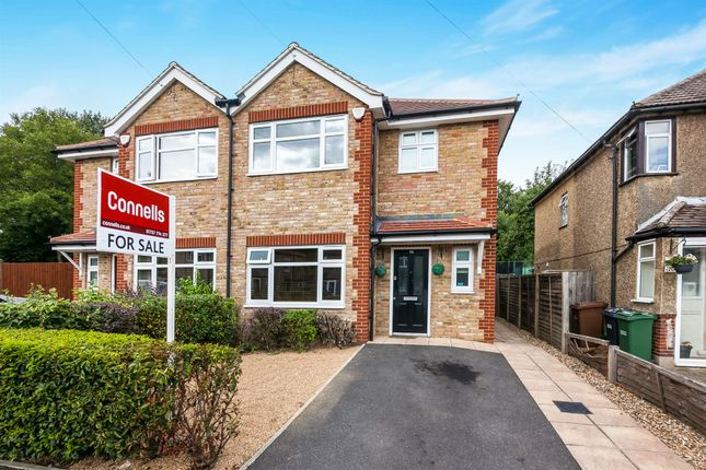 Thumbnail Semi-detached house for sale in Fairhaven Road, Redhill