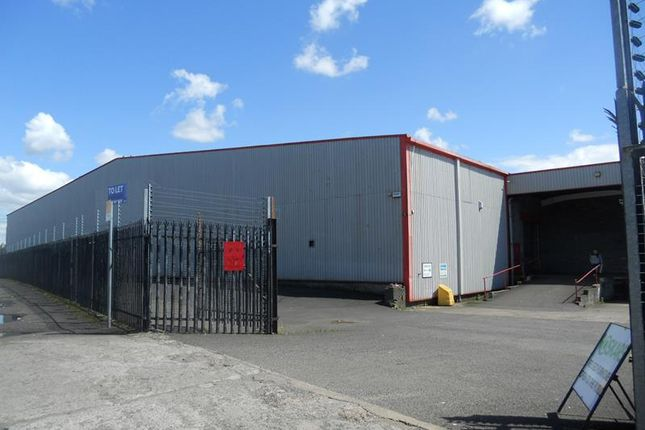 Thumbnail Light industrial to let in Clark Street, Paisley