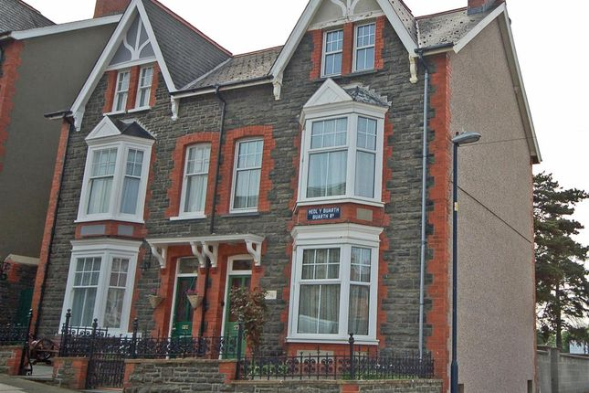 6 bed end terrace house for sale in Buarth Road, Aberystwyth
