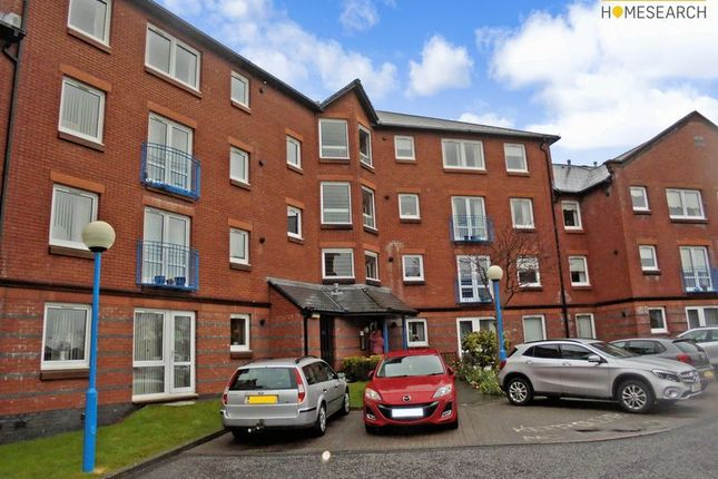 Thumbnail Flat for sale in Kyle Court, Ayr