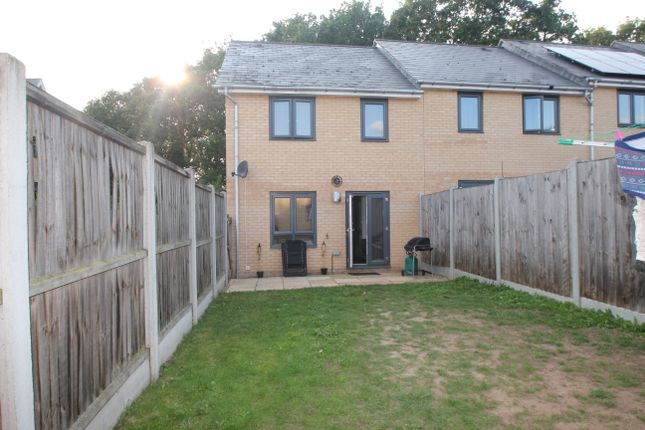 Thumbnail Semi-detached house to rent in Axial Drive, Colchester