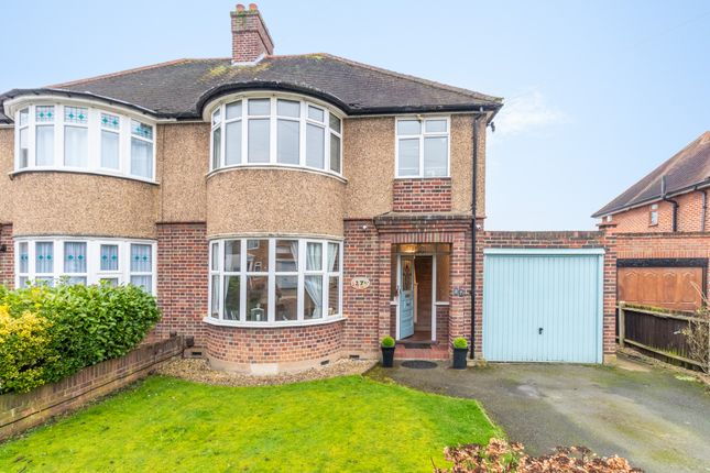 Thumbnail Semi-detached house for sale in Orchard Drive, Uxbridge, Middlesex
