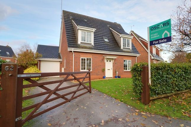 Thumbnail Detached house for sale in Common Lane, Welton, Brough