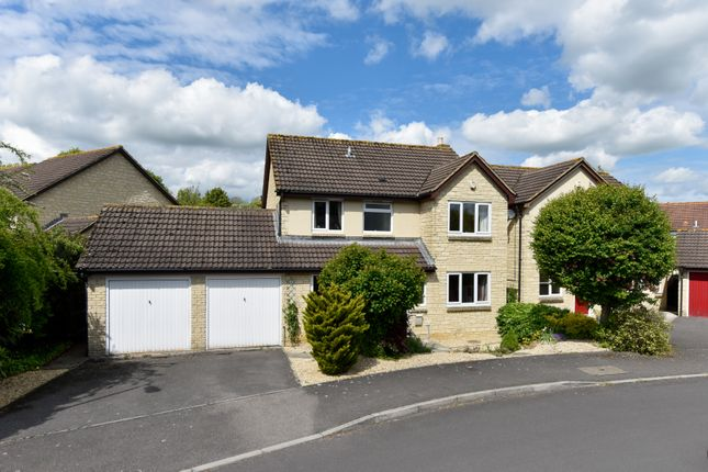 Thumbnail Detached house to rent in Spencers Orchard, Bradford-On-Avon