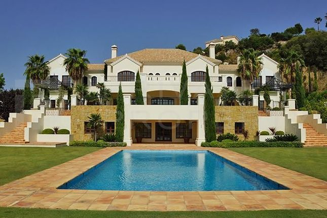 Thumbnail Villa for sale in La Zagaleta, Benahavís, Málaga, Spain