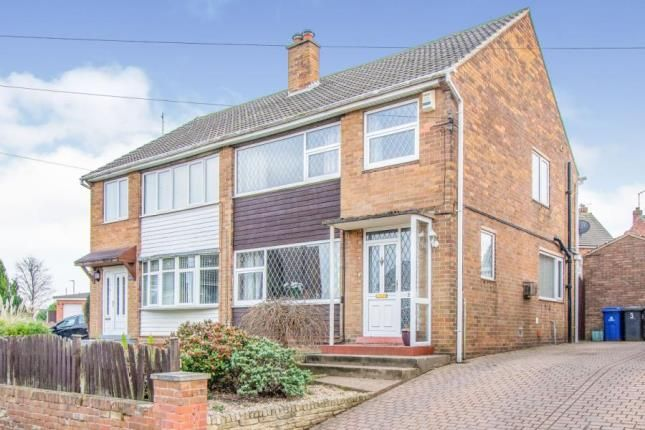 Thumbnail Semi-detached house for sale in Craigholme Crescent, Doncaster