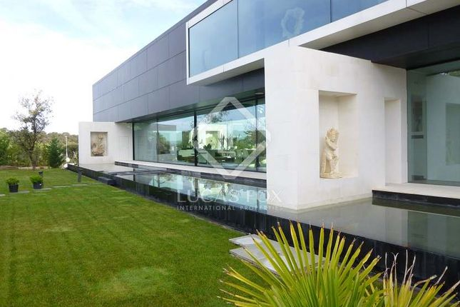 Thumbnail Villa for sale in Spain, Madrid, Madrid Surroundings, Ciudalcampo, Lfm1213
