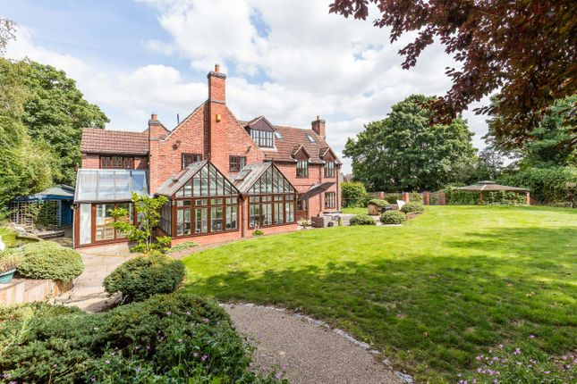 Thumbnail Detached house for sale in Tanglewood House, High Street, Ordsall, Retford, Nottinghamshire