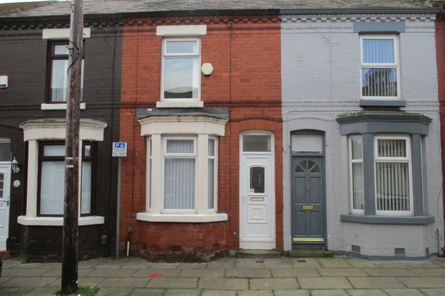 Thumbnail Terraced house to rent in Holbeck Street, Liverpool