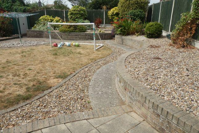 Rear Garden of Seafield Road, Dovercourt CO12