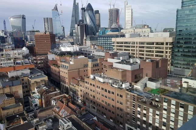 Thumbnail Flat to rent in Leman Street, Aldgate East