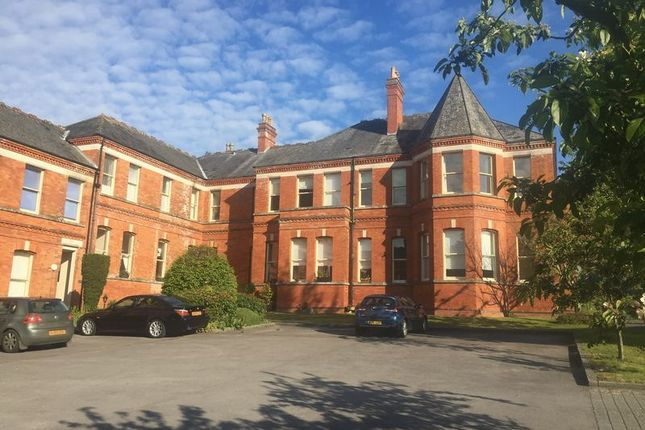 2 bed flat to rent in Greenwood House, Charlton Down, Dorchester, Dorset DT2