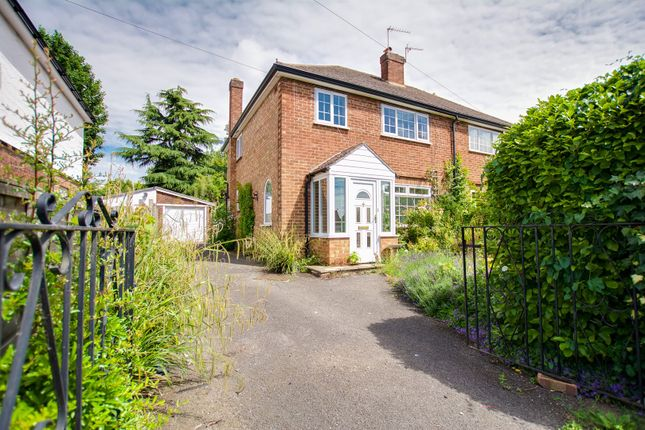 Thumbnail Semi-detached house for sale in Burlington Road, Slough
