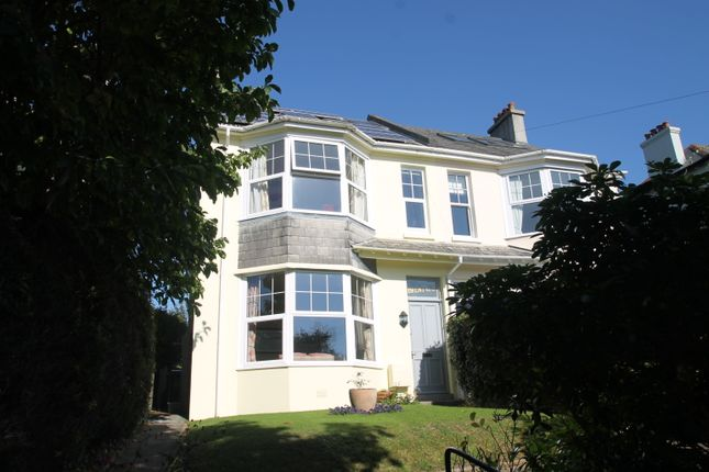 Thumbnail Semi-detached house for sale in Exeter Road, Ivybridge
