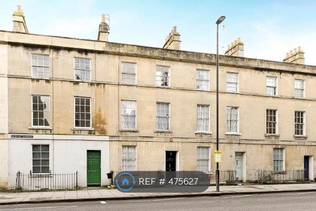 Thumbnail Flat to rent in Albion Terrace, Bath