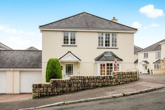 Thumbnail Detached house for sale in St. Austell, Cornwall, St.Austell