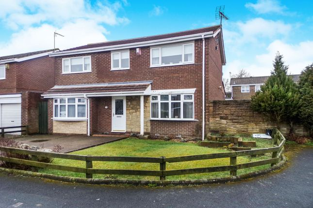 Thumbnail Detached house for sale in Ryde Place, Cramlington