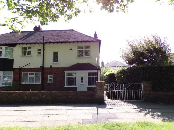Front of Darby Road, Grassendale, Liverpool, Merseyside L19
